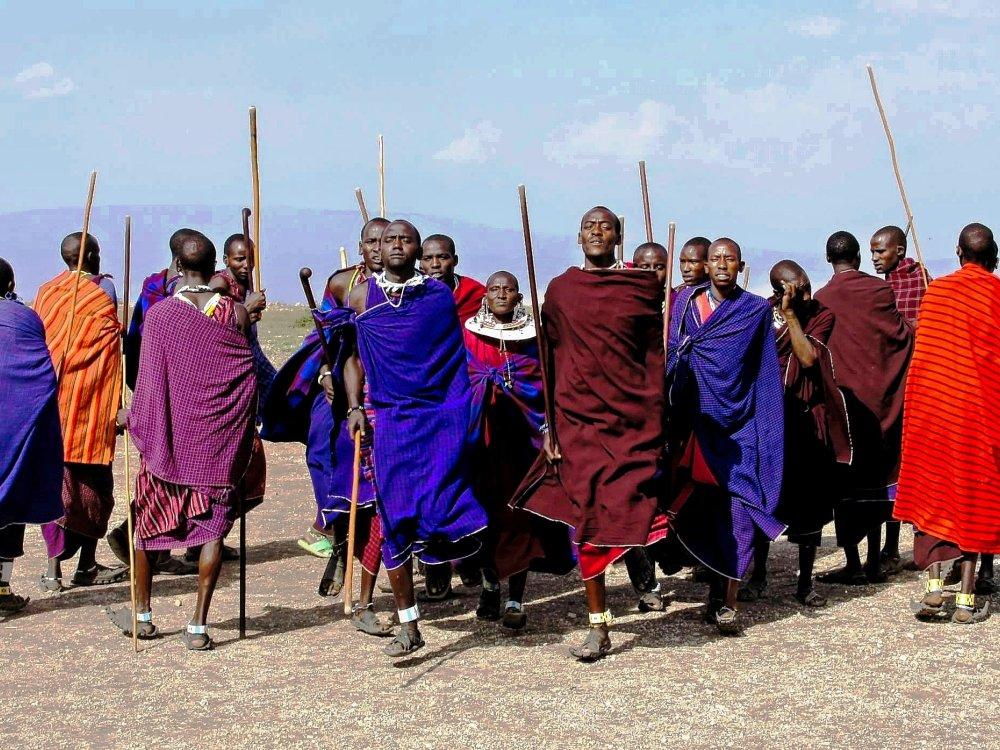 Massai Stamm