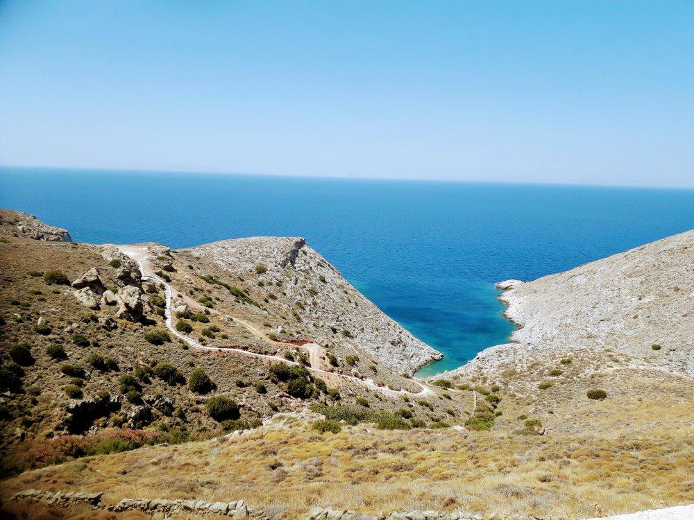 Insel Syros auf den Kykladen