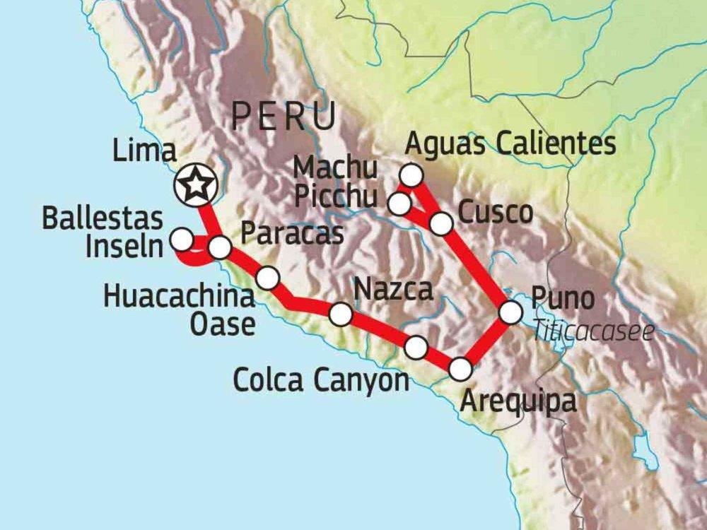 188P00021 Perus Vielfalt Karte