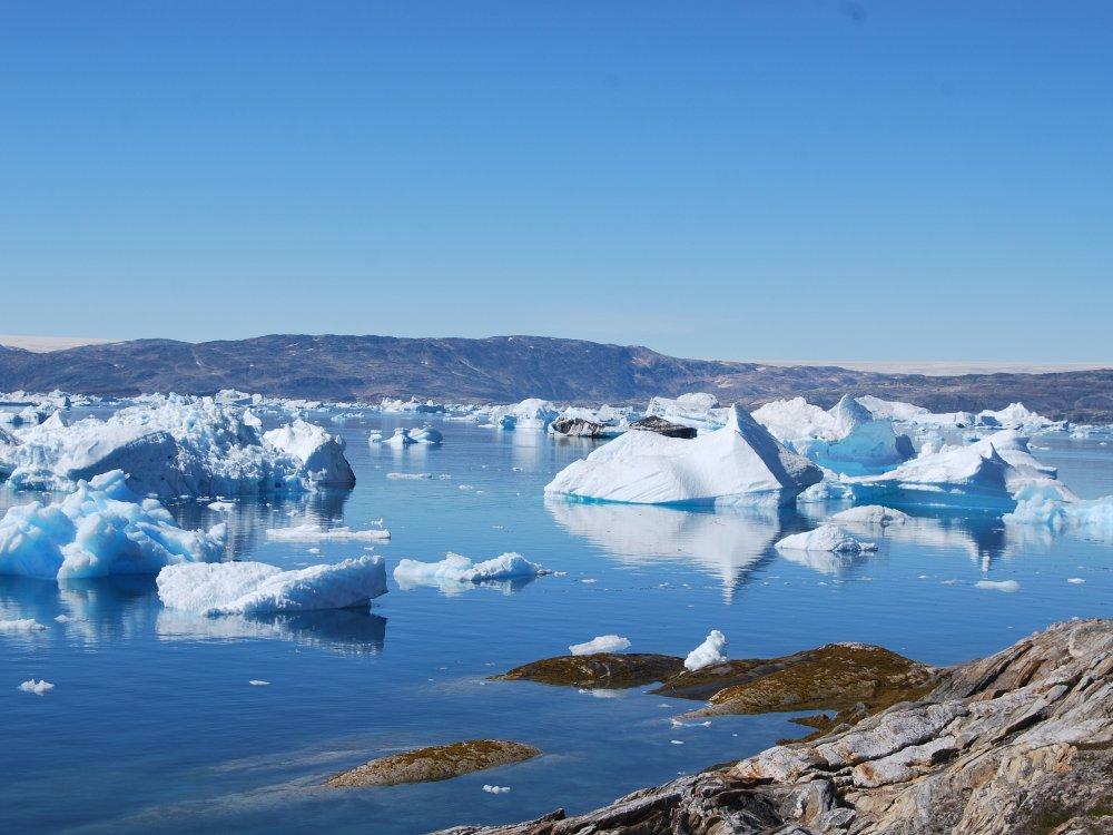 Tiniteqilaq im Osten von Grönland
