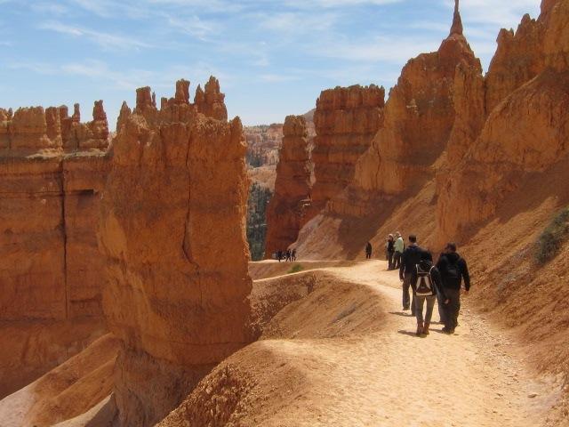 Wandern im Bryce Canyon