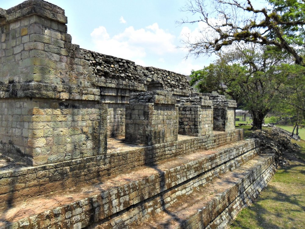 Copan Ruinen in Honduras
