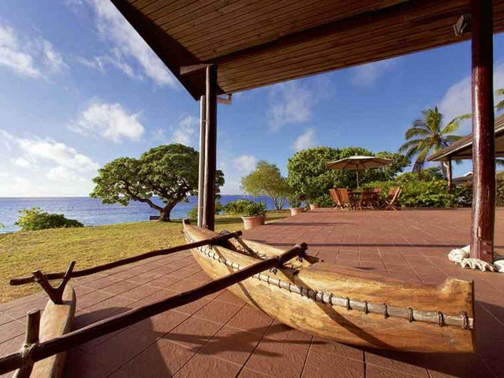 101C22101 Fiji & Tonga - Faszination Südsee Aktiv Karte