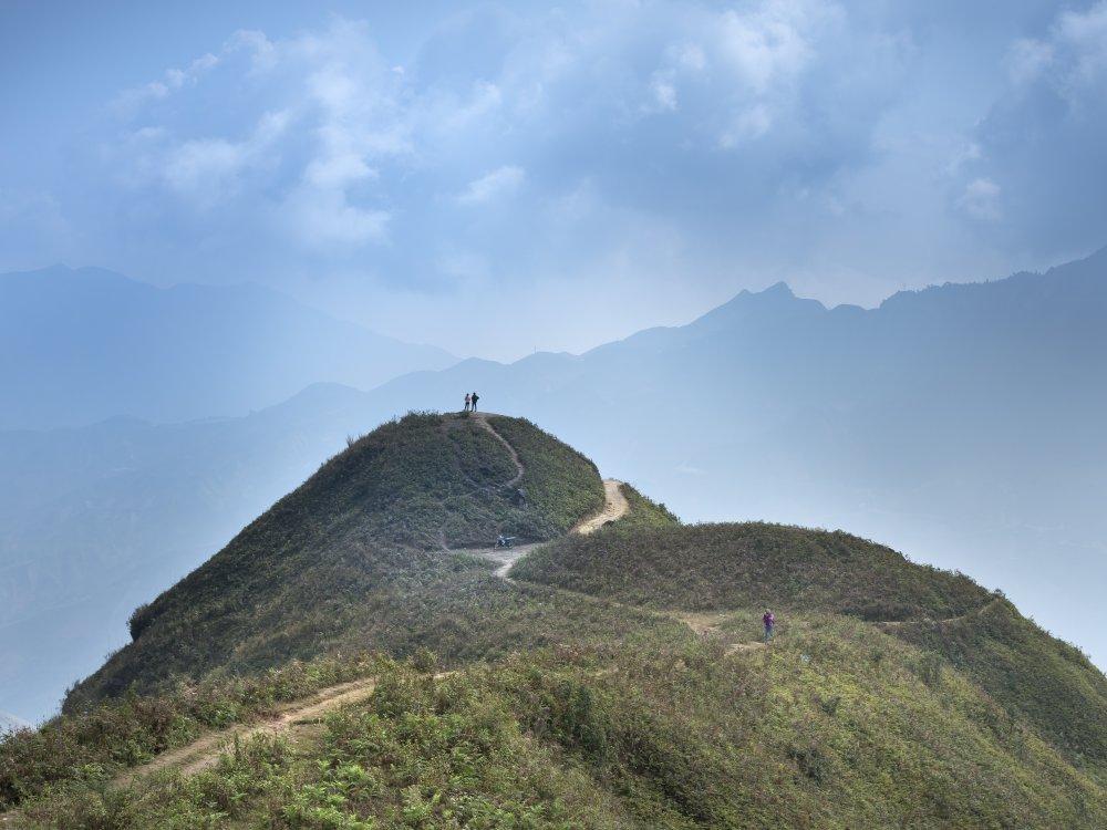 Wandern in der Ha Giang Provinz