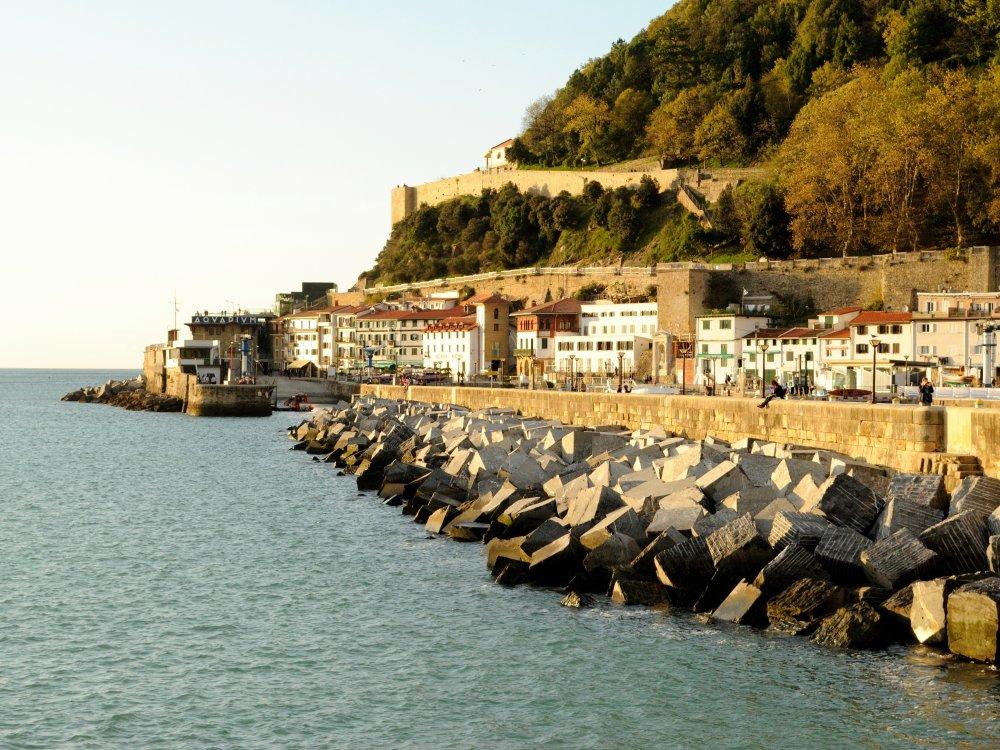 Hafen San Sebastian