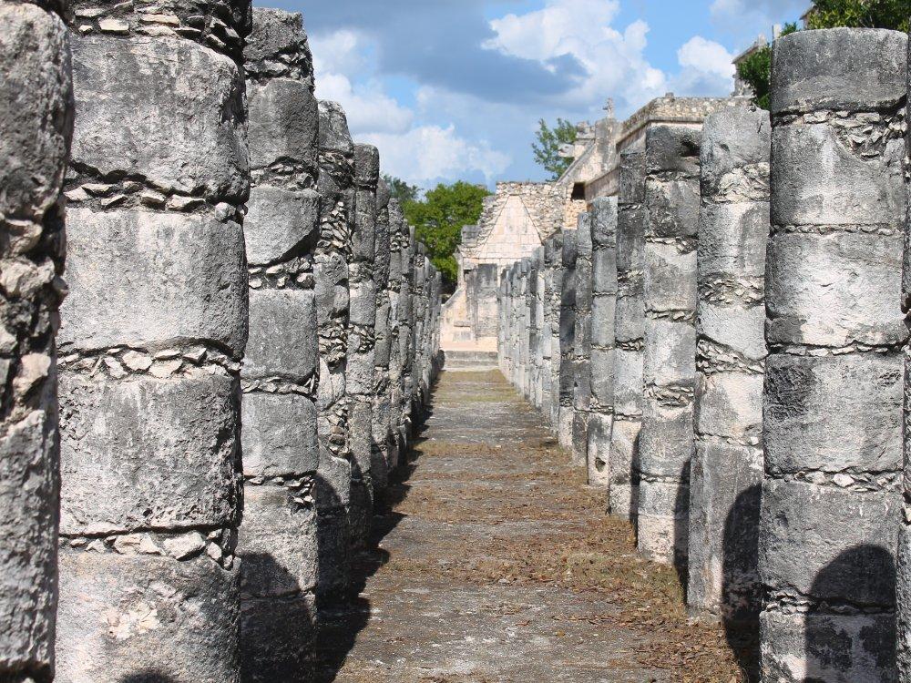 Chichen Itza Maya-Stätte