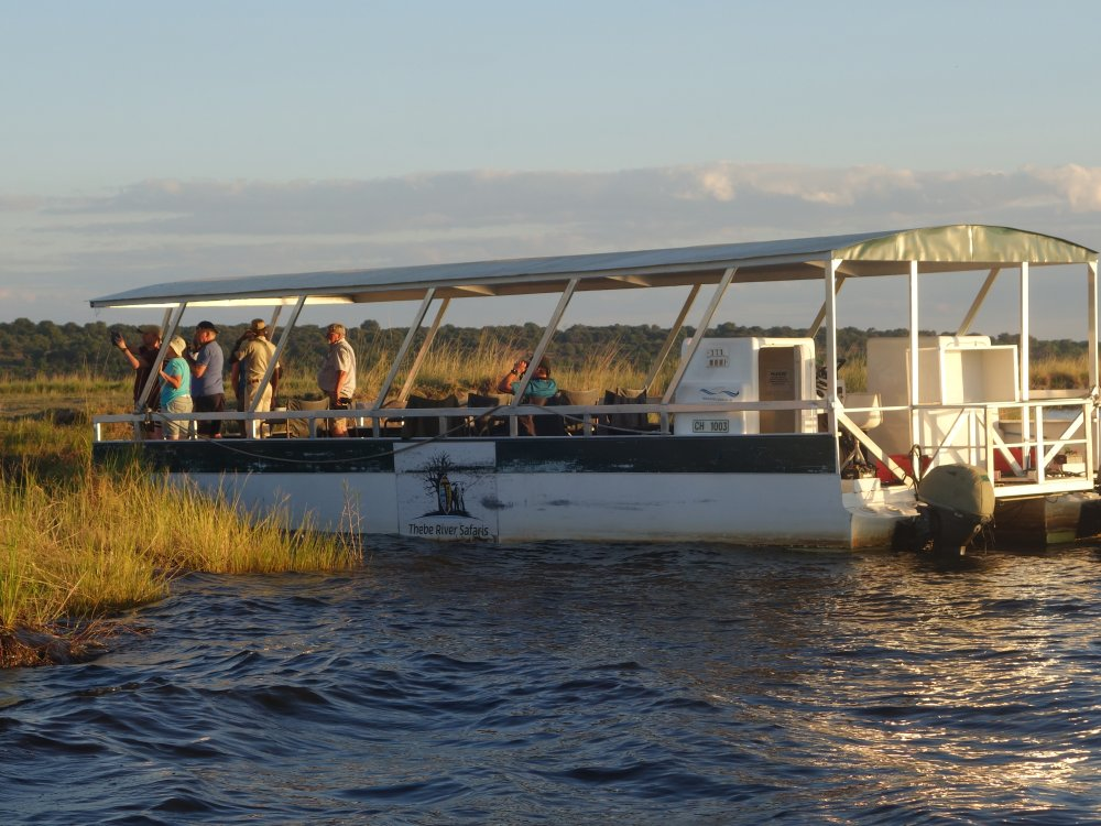 Chobe-river-boot