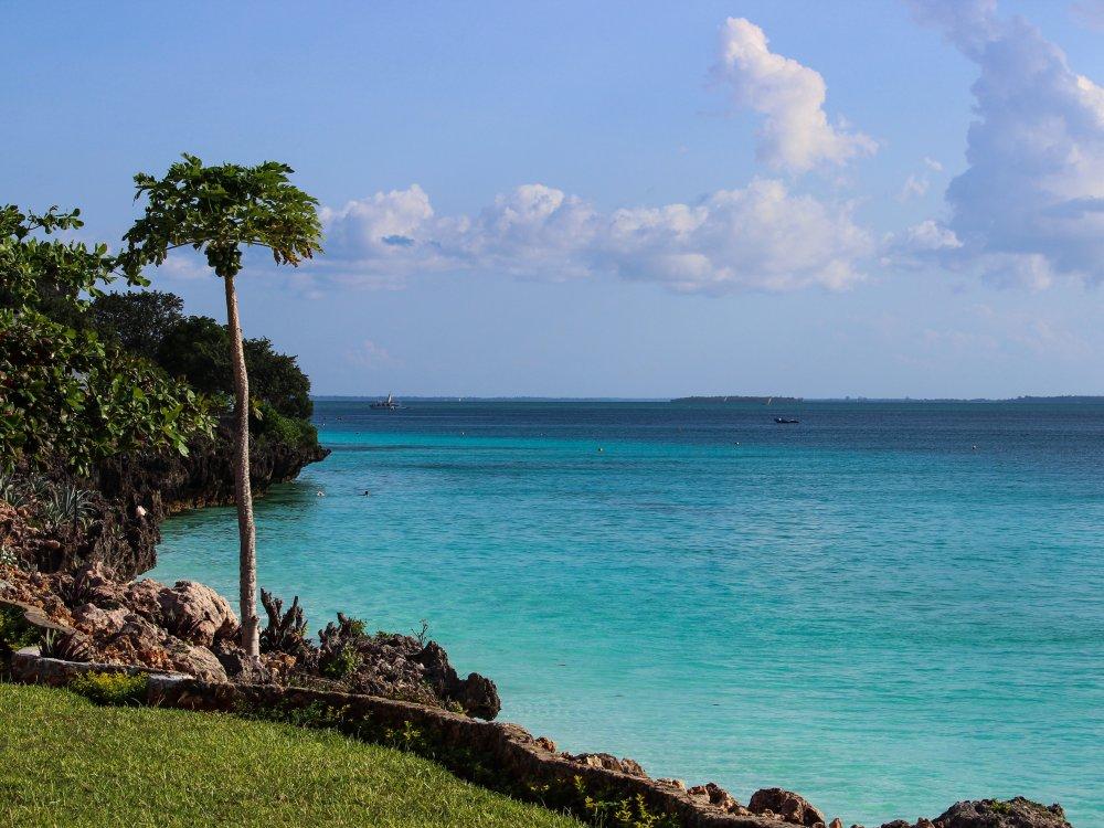 Sansibar Küste