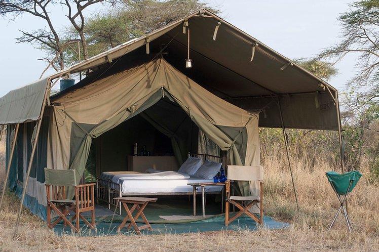 Halisi Serengeti Camp
