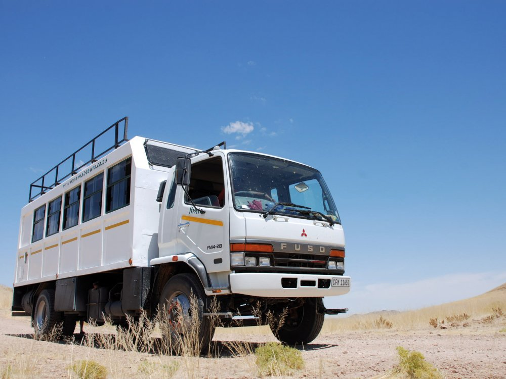 Overland Truck Afrika