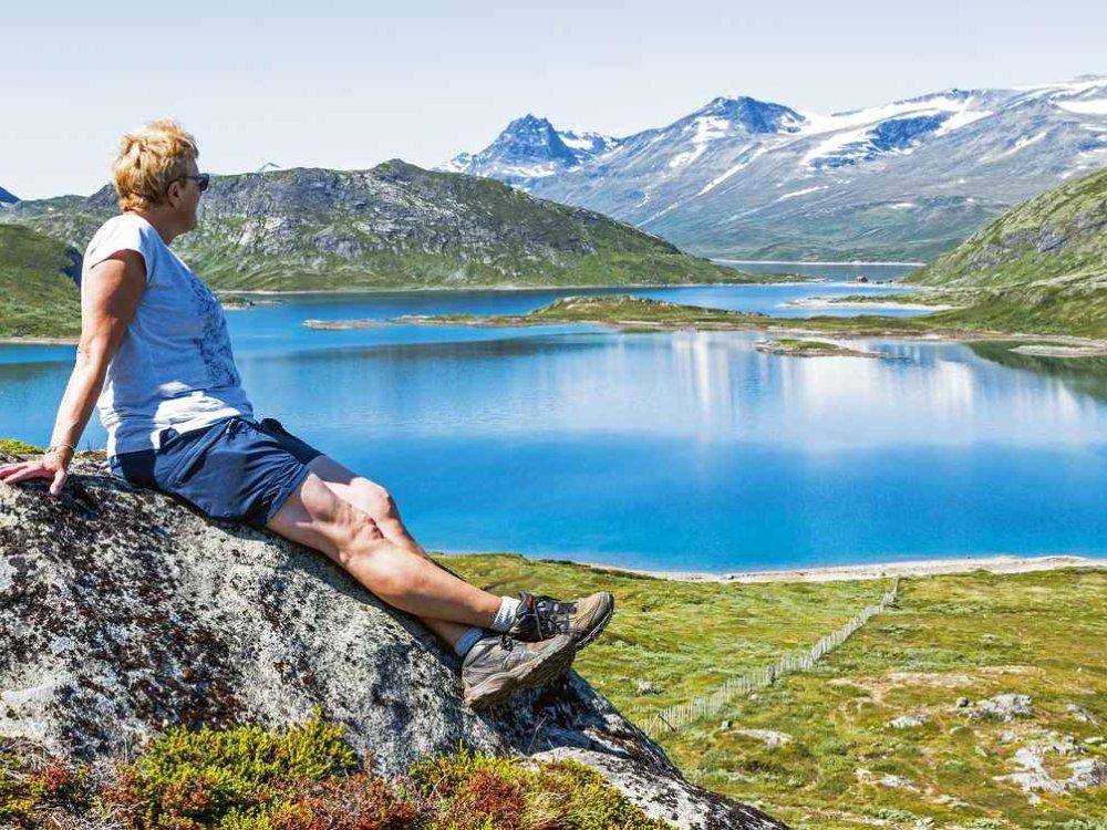 Naturwanderreise von Oslo nach Bergen