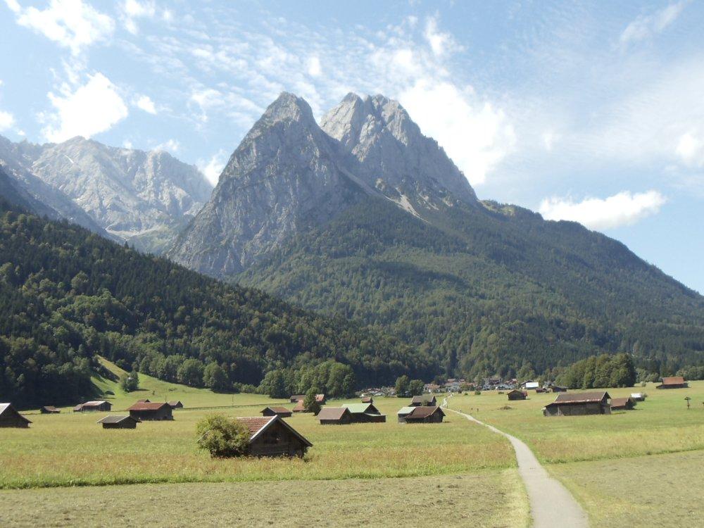 Wanderung München Garmisch Zugspitze