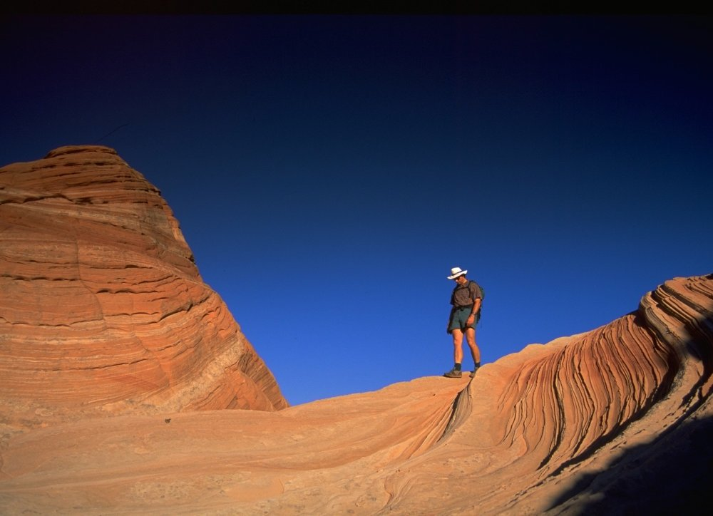 Vermilion Cliffs Wanderung