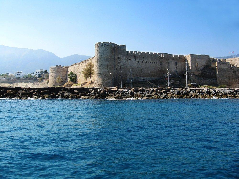 Die Festung von Kyrenia