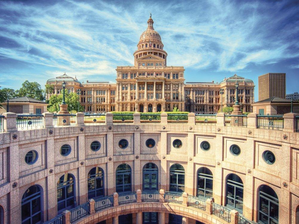 Austin Texas-State-Building