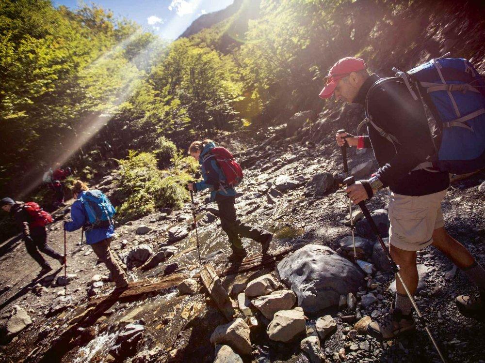 Abenteuerreise durch Patagonien