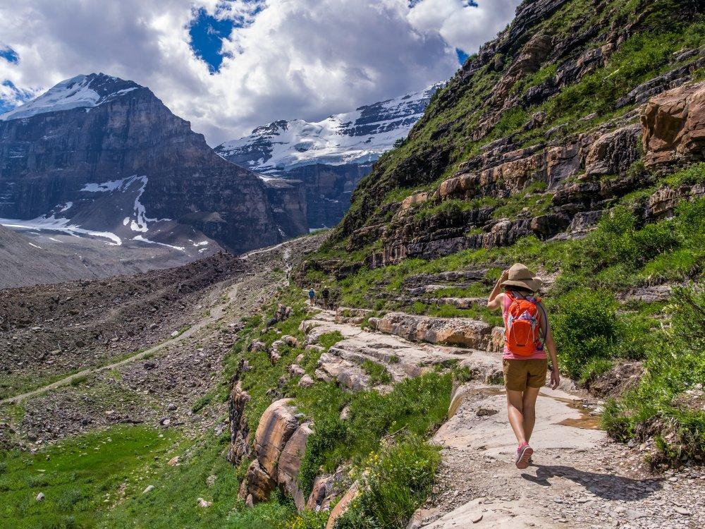 Wandern im Banff Nationalpark