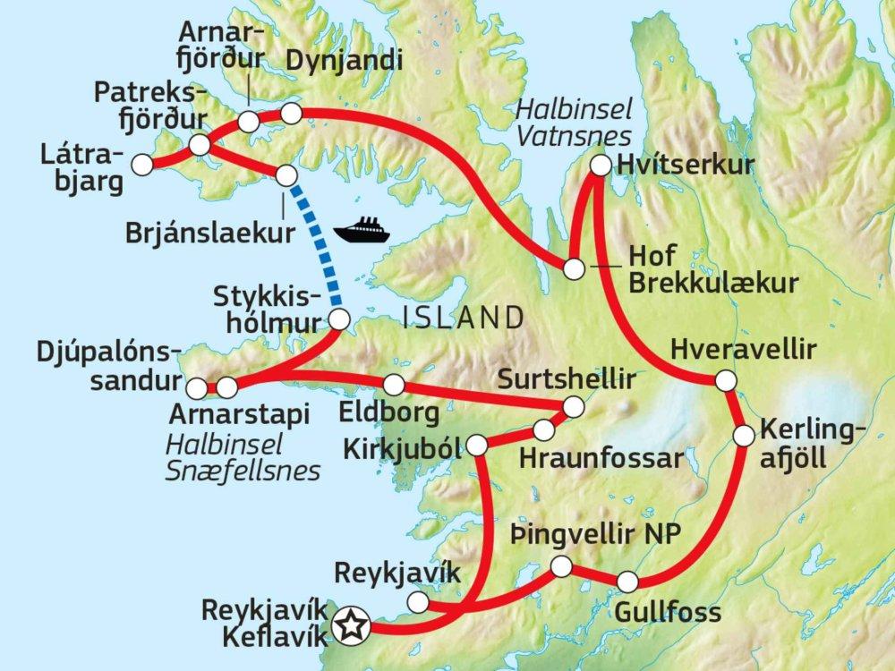 145Y21008 Natur, Sommer & Abenteuer Karte