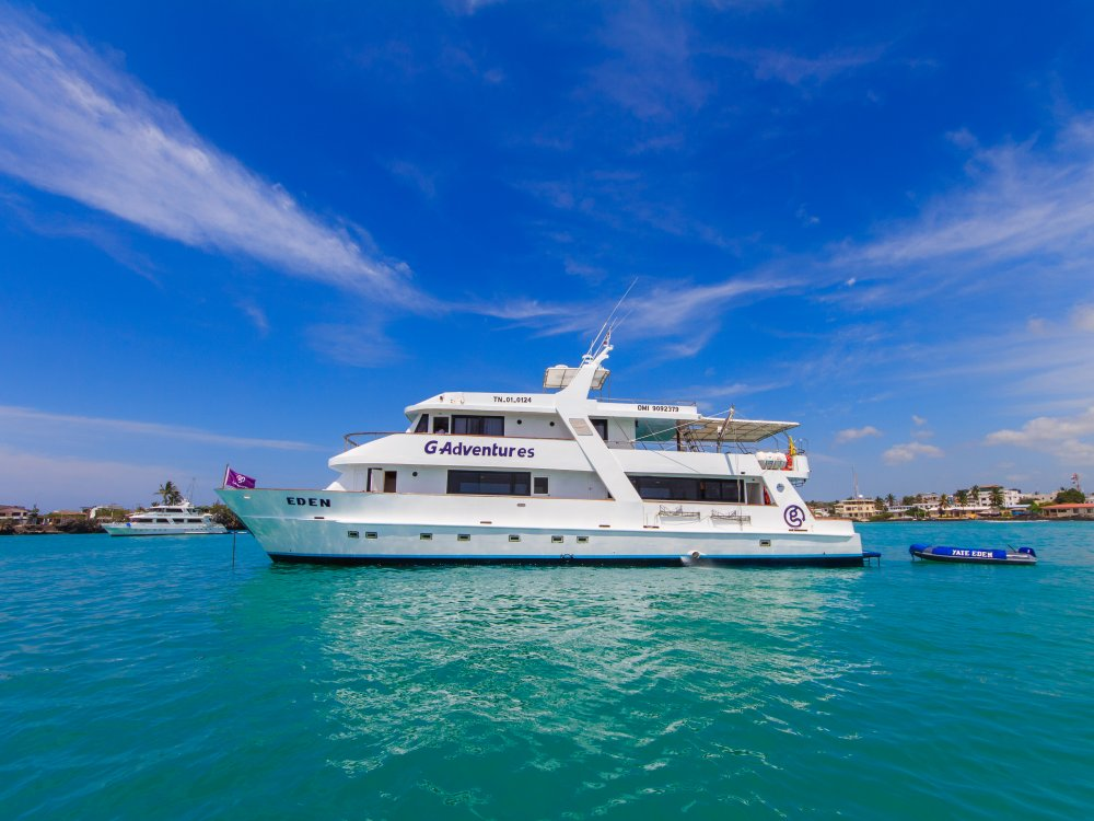 Galapagos Motoryacht Eden