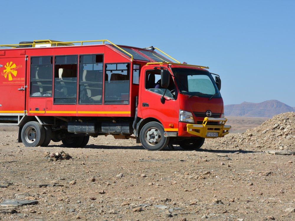 Sunway Overland Truck