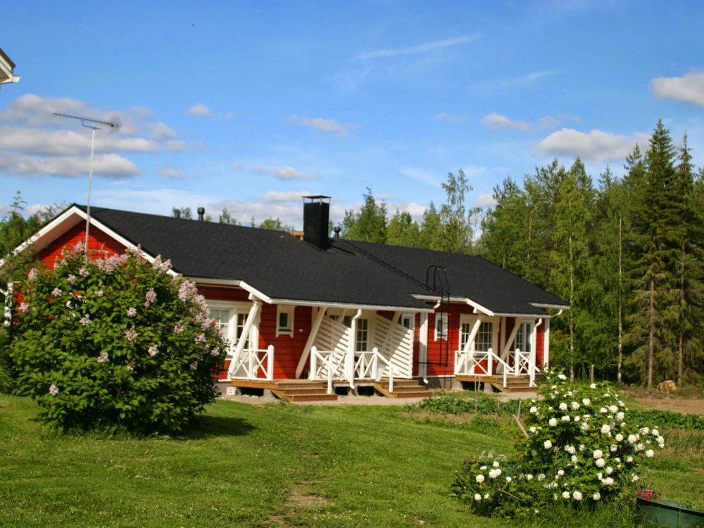 Arola Farm in Finnland