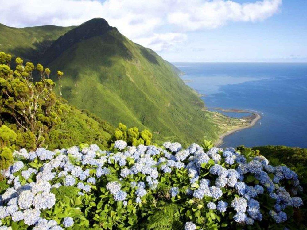 Azoren - Wandern, Wale & Vulkane