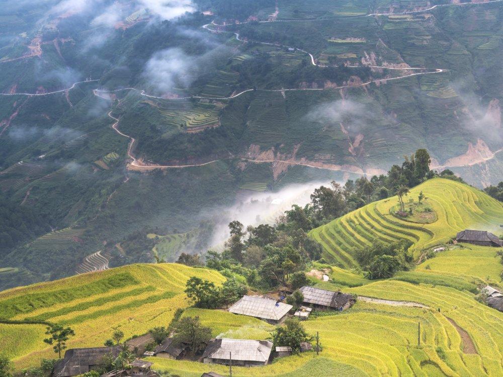 Reisfelder Ha Giang