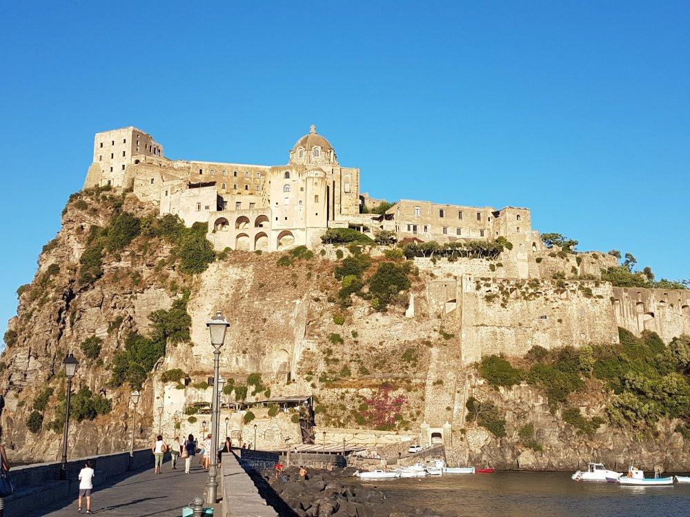 Ischia Aragonese Castle