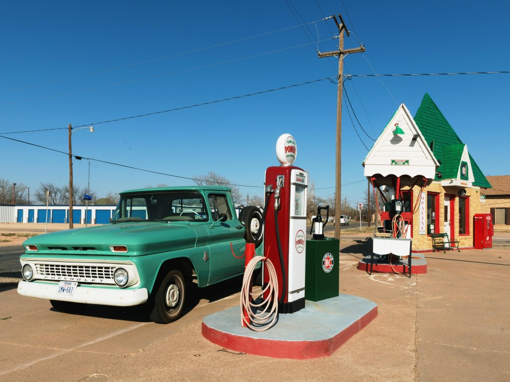 Petrol Station Texas