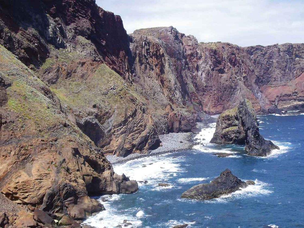 Wandern auf der Insel Madeira