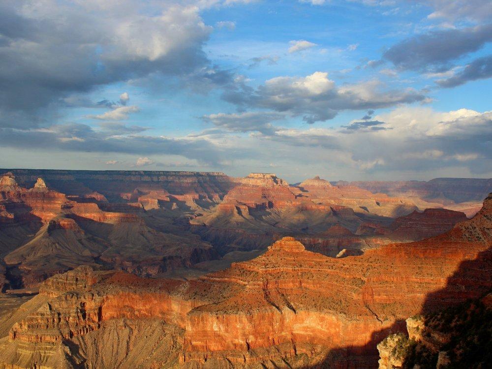 Grand Canyon Schlucht