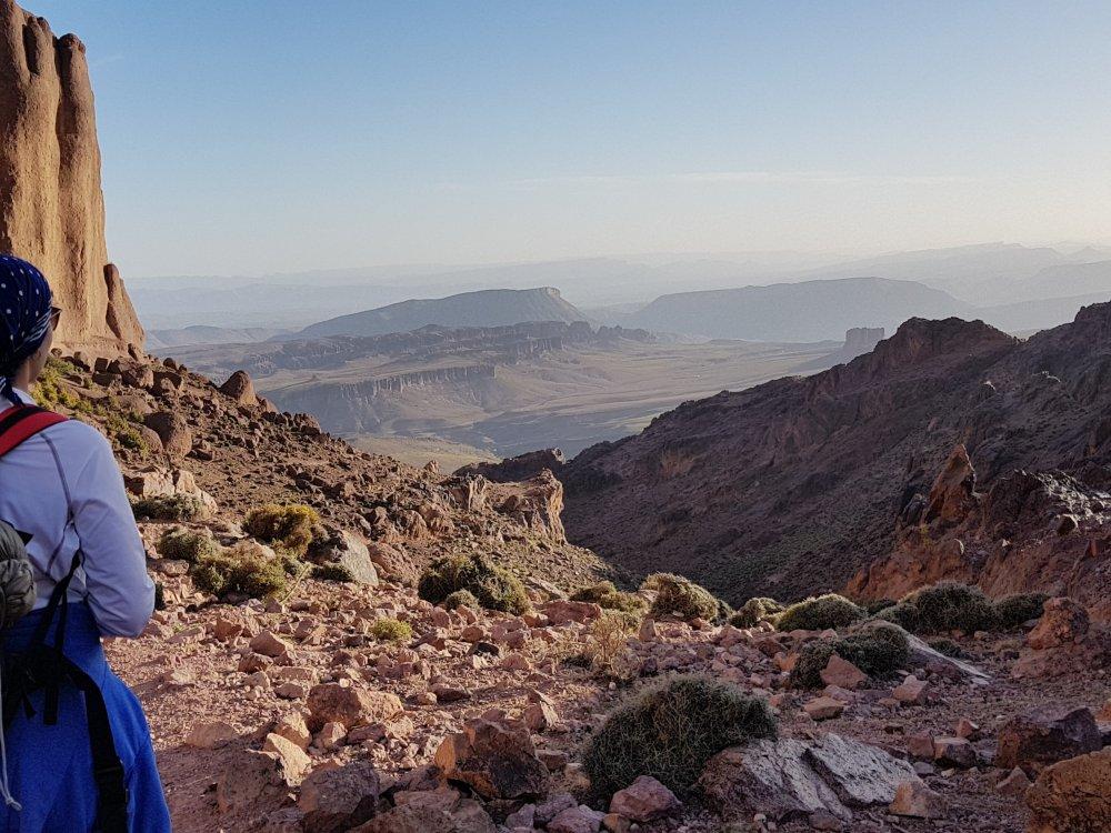Mount Saghro Trekking im Atlasgebirge