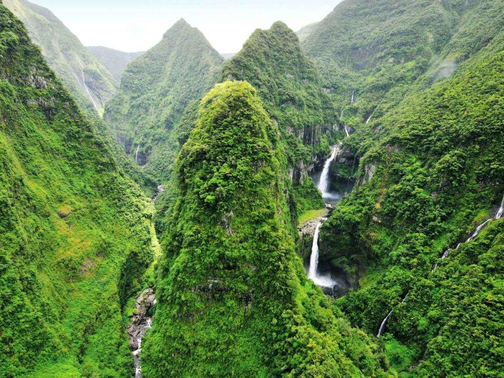 Vulkaninsel La Reunion zum Kennenlernen
