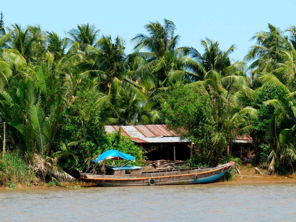 Mekong Delta Fahrradtour