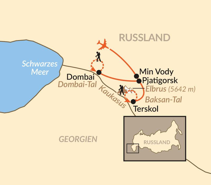 Karte-Bergparadies-Kaukasus