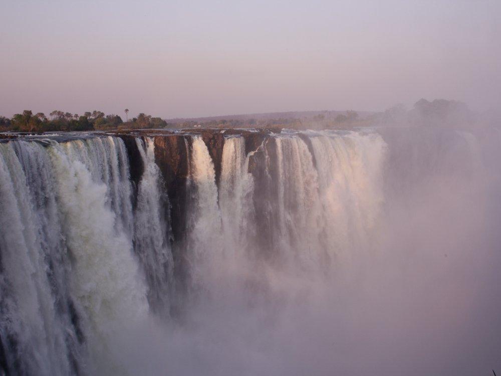 Victoria Falls Wasserfälle