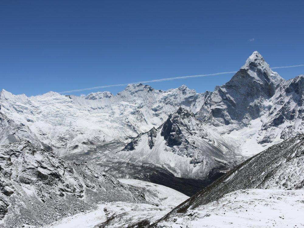 Nepal Trekking Kongma La Pass