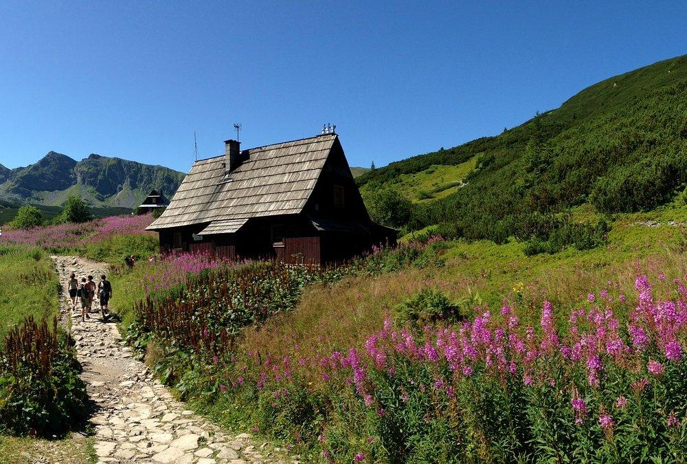 Hohe Tatra Weg