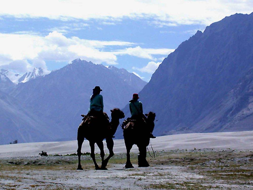 180Y10001 Ladakh & Trekking im Nubra Valley