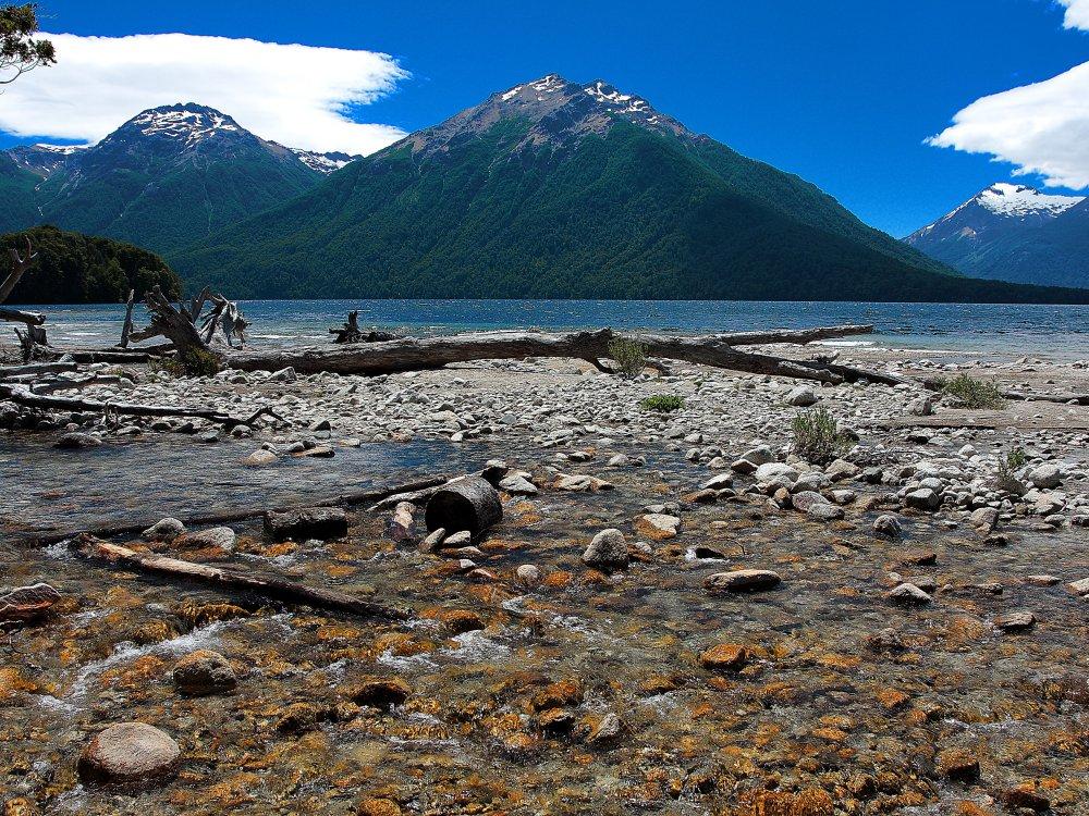 Bariloche Landschaft