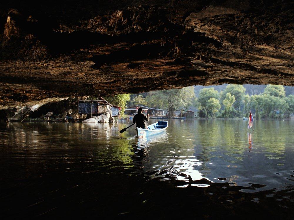 Mahar Sadan Cave in Hpa-An