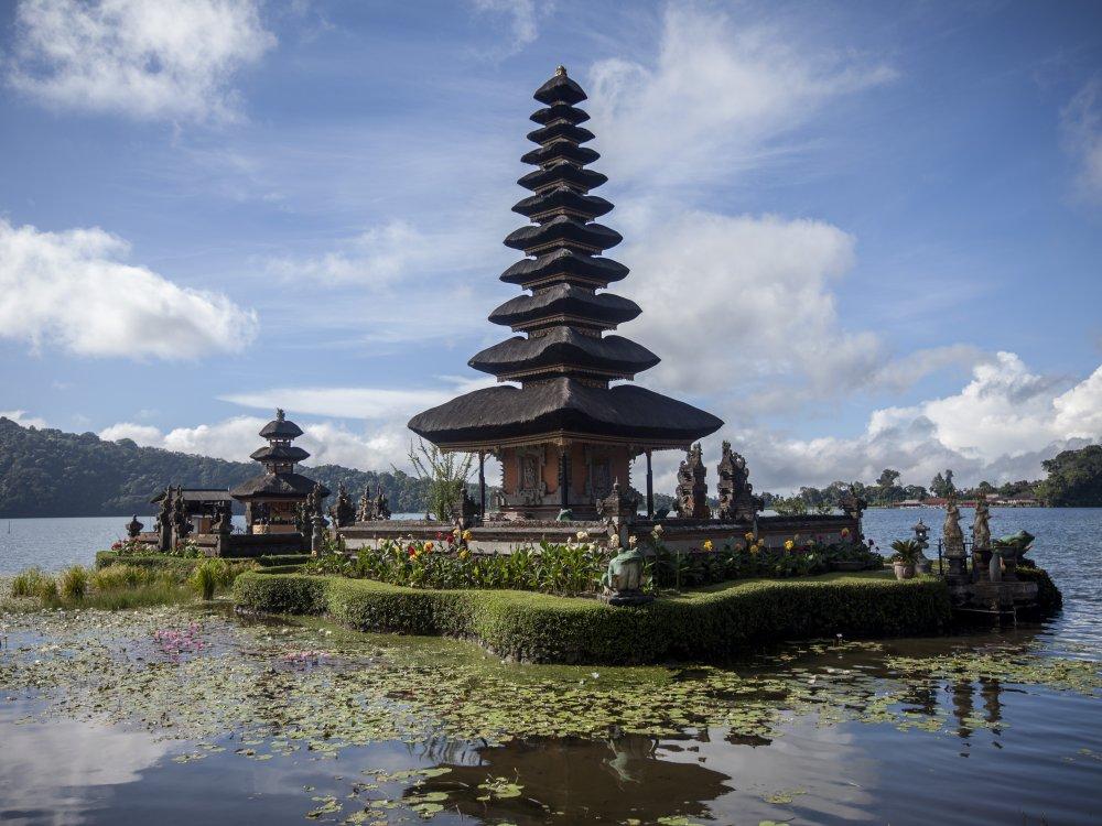 Bali Pura Dalem Bratan Tempel