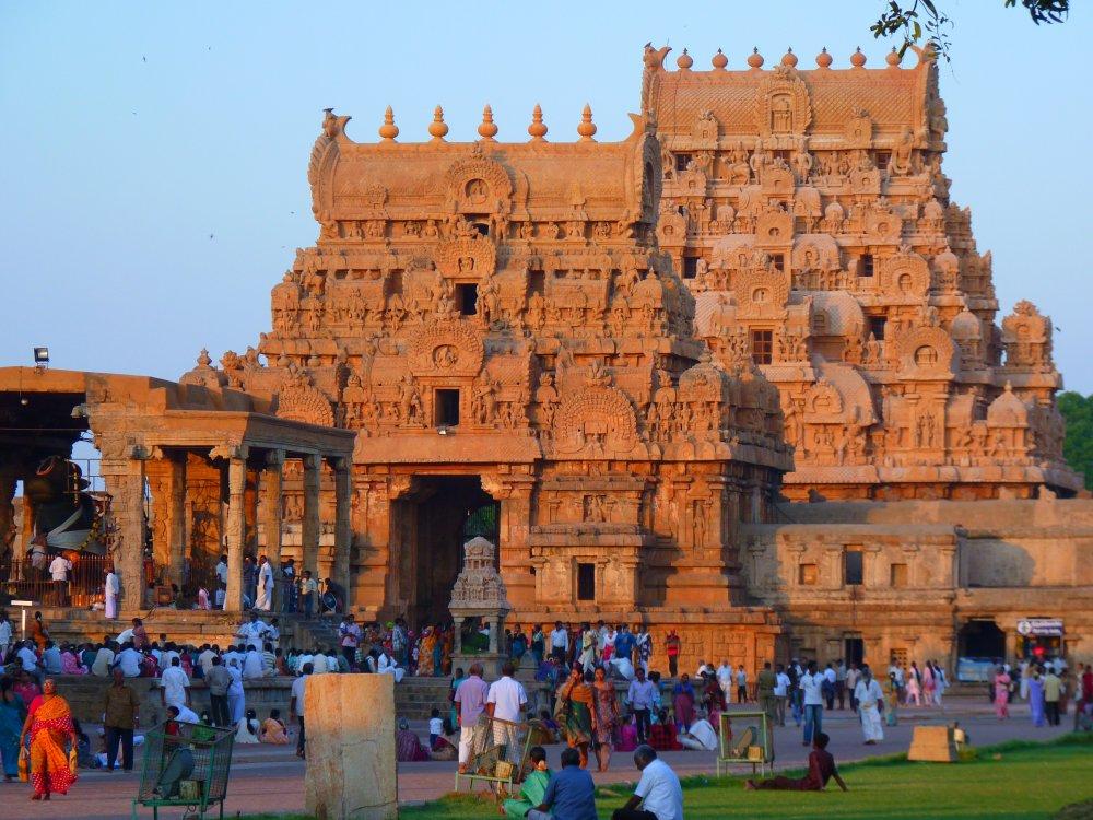 Brihadishvara Tempel
