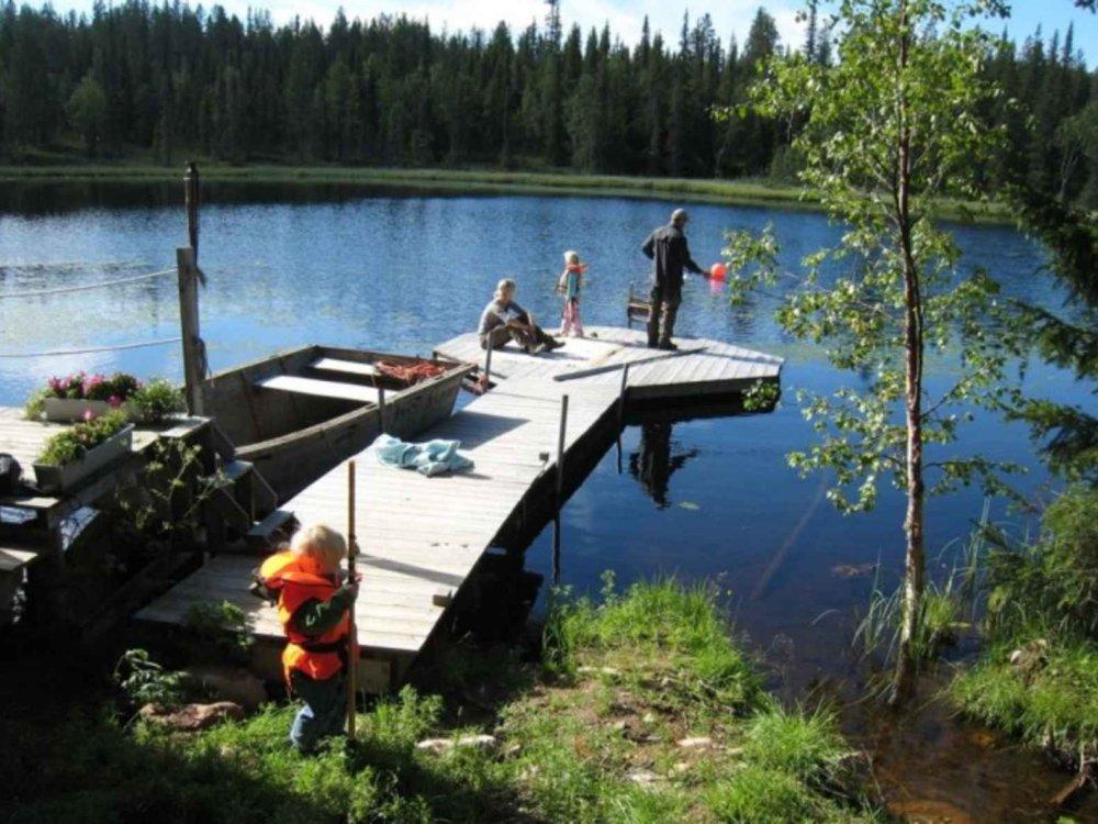 Lappland entdecken - Familienabenteuer
