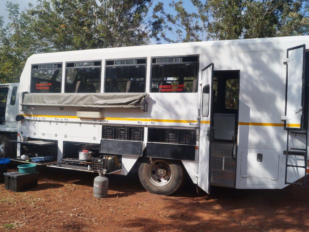 Overland-Truck von Nomad