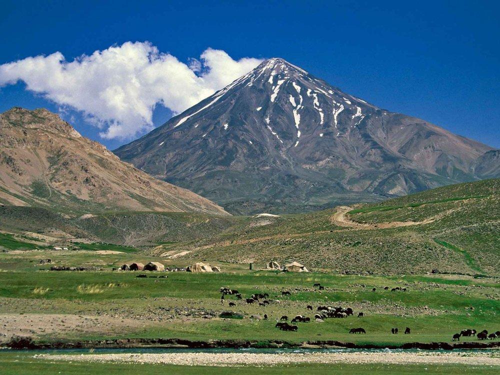 Bergabenteuer Iran - Damavand & Alam Kuh