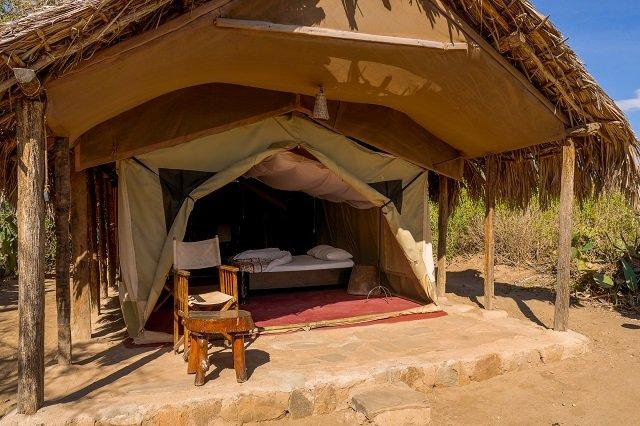 Tindiga Tented Camp