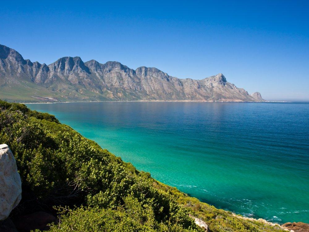 Küste bei Kapstadt