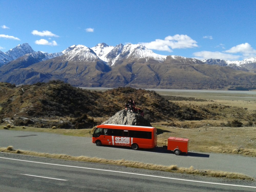 Stray Journeys Bus