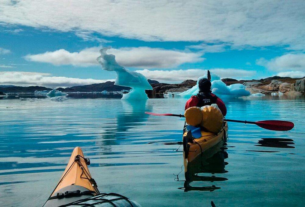 Abenteuer-Grönland-Wandern-und-Kajak-Exkursion